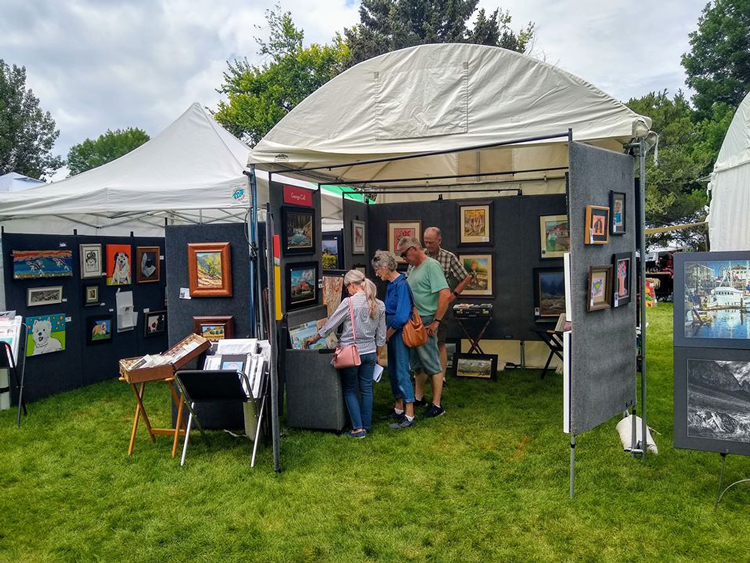 Art in the Park Loveland, CO