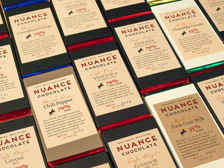 Nuance Chocolate Fort Collins, CO