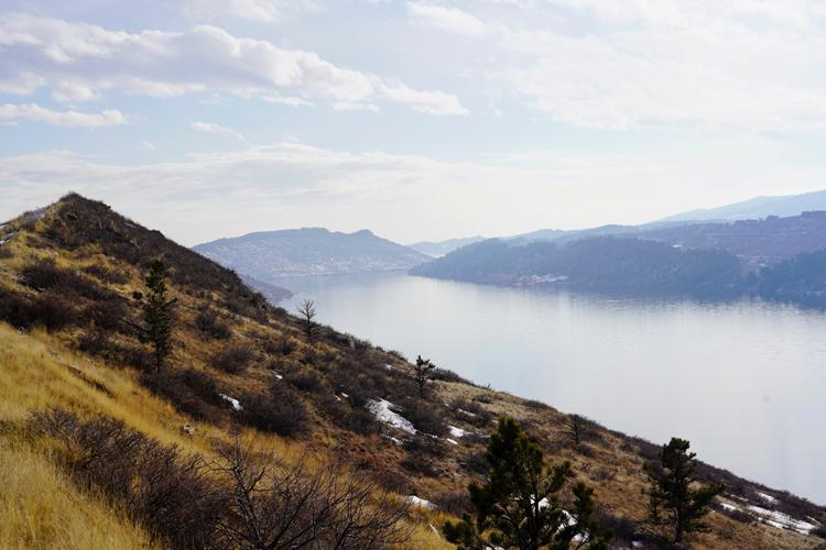 Horsetooth Reservoir Colorado