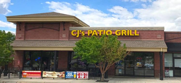 CJ's Patio Grill Loveland, CO