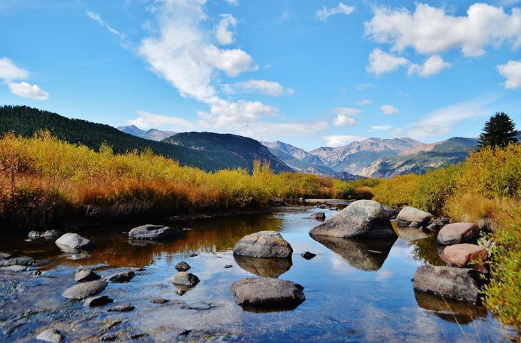 Colorado Road Trip | Rocky Mountain National Park
