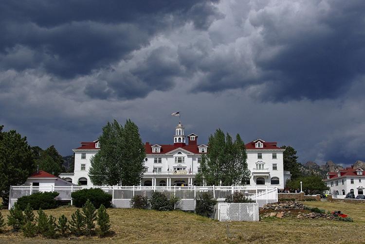 Stanley Hotel Estes Park, CO