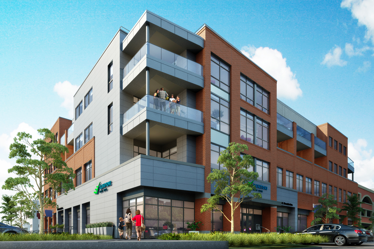 The Front Row Condos | Old Town Fort Collins Condominium
