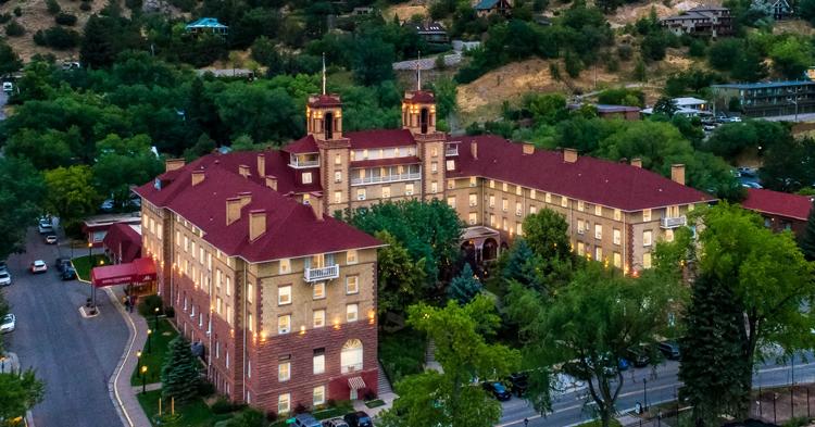 Hotel Colorado Glenwood Springs, CO