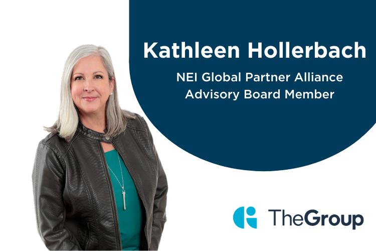 Kathleen Hollerbach The Group Real Estate Selected for the NEI Global Partner Alliance Advisory Board