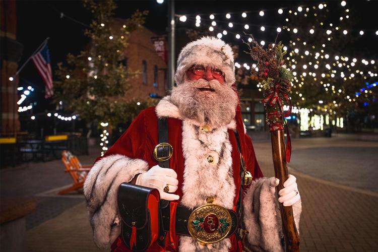 Santa's Workshop Downtown Fort Collins