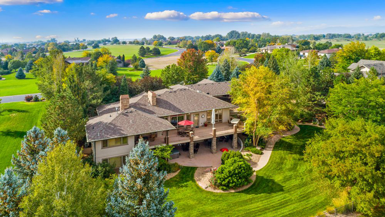 Luxury Homes in Northern Colorado