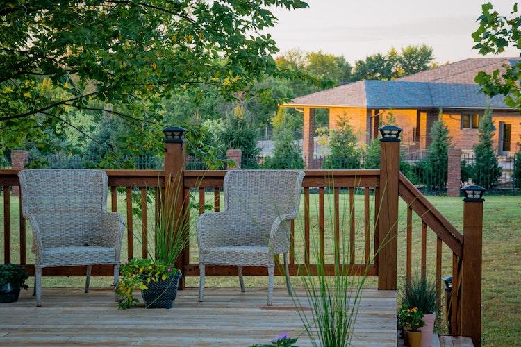 Spring Home Decor Trends   Friluftsliv