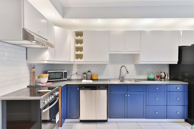 2021 Interior Design Trends | Colorful Kitchens