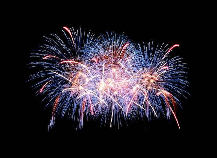 Larimer County Drive-In Fireworks Show Loveland, CO