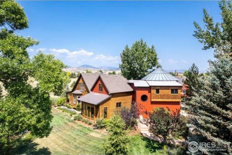 Northern Colorado Farmhouse for Sale