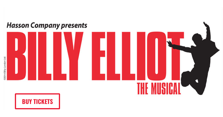 Pixie Dust Productions Presents: Billy Elliot