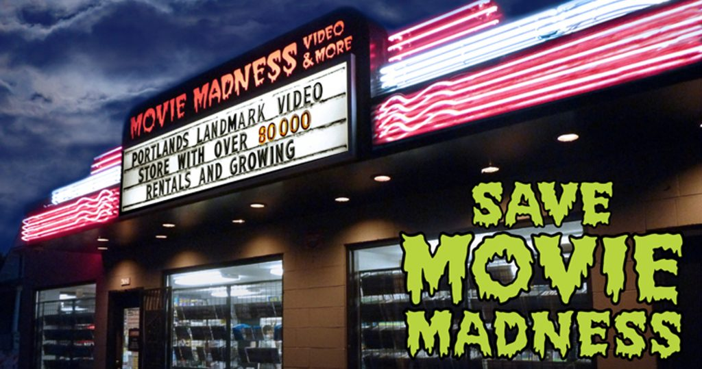 Portland's Historic Movie Madness