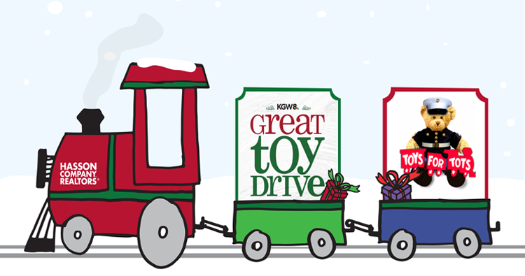 Hasson Holiday Toy Drives