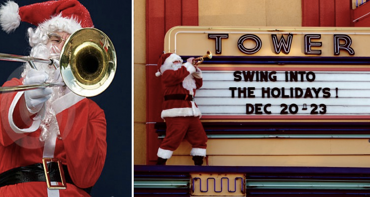 A Tower Christmas | Tower Theatre in Bend