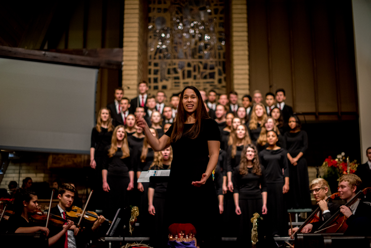 Fountainview Academy Concert in Bend, Oregon