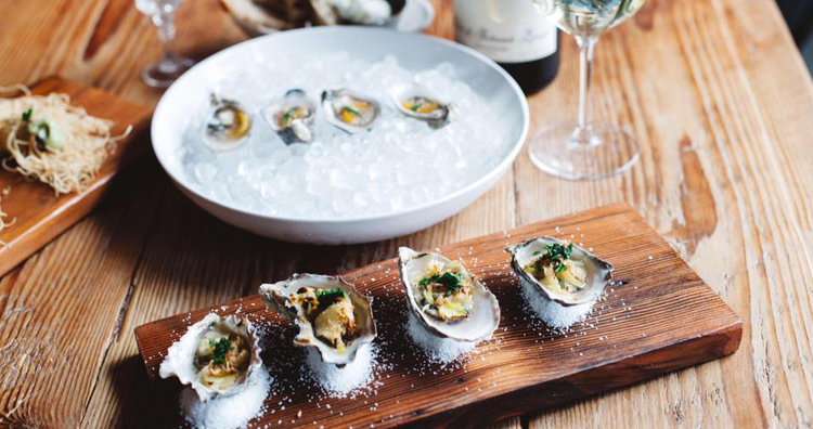 The 12 Best Places to Find Oysters in Portland, Mapped