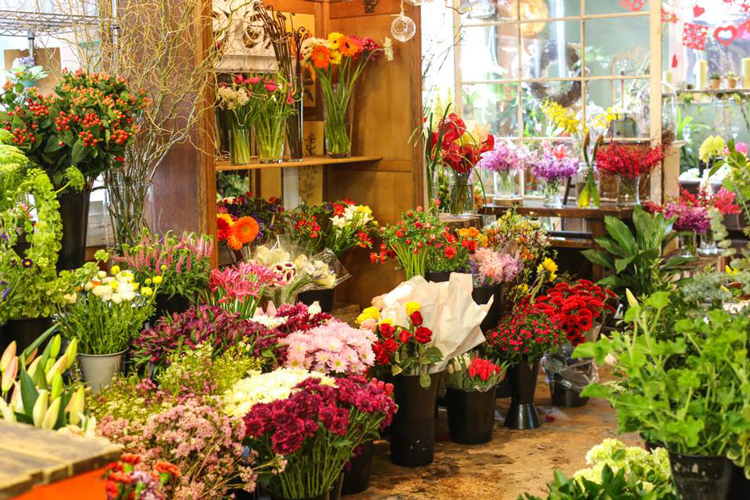Old Town Florist Portland, OR