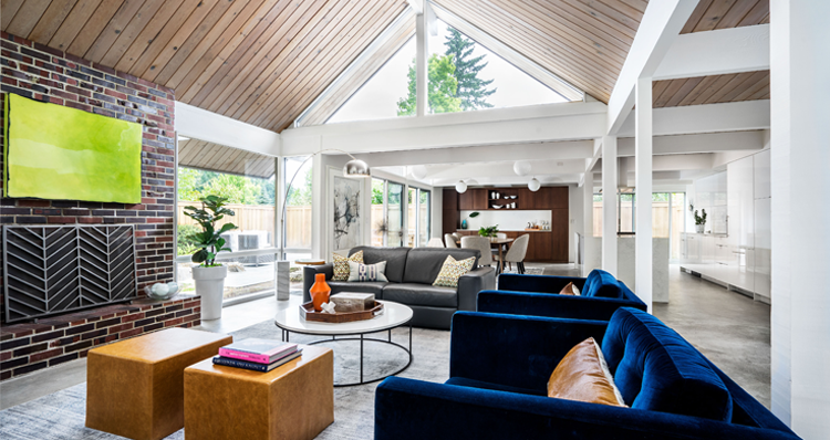 Home Inspiration From 12 Interior Designers in Portland Metro + Central Oregon