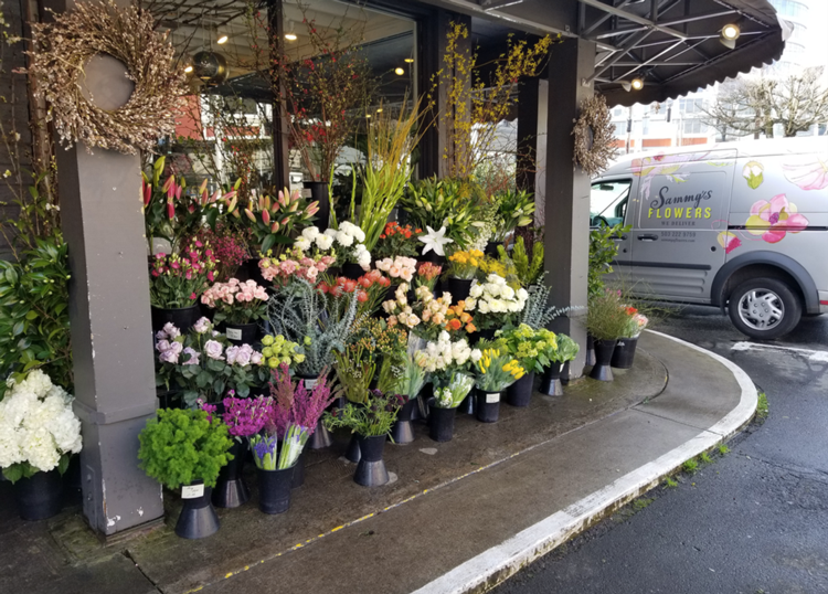 Sammy's Flowers Portland, OR