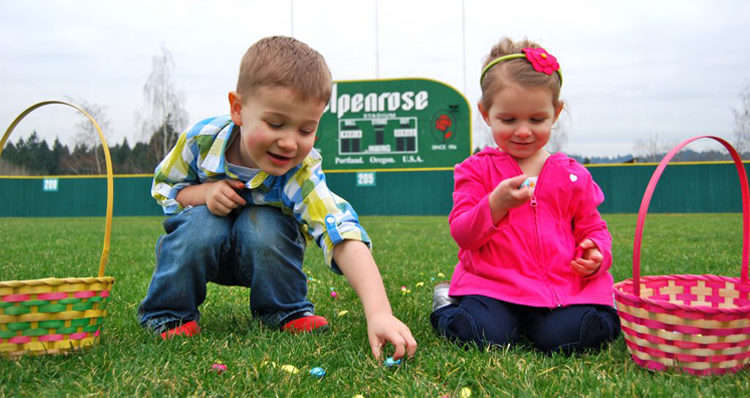 14 Essential Easter Events for Kids in the Portland Area