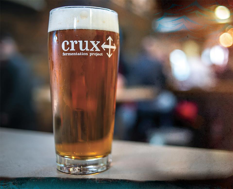 Crux Fermentation Project Bend, OR