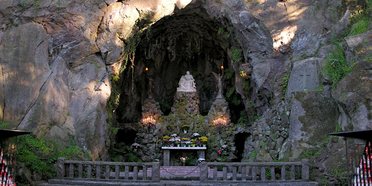 The Grotto Portland, OR