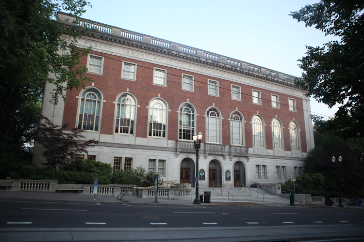Portland Central Library