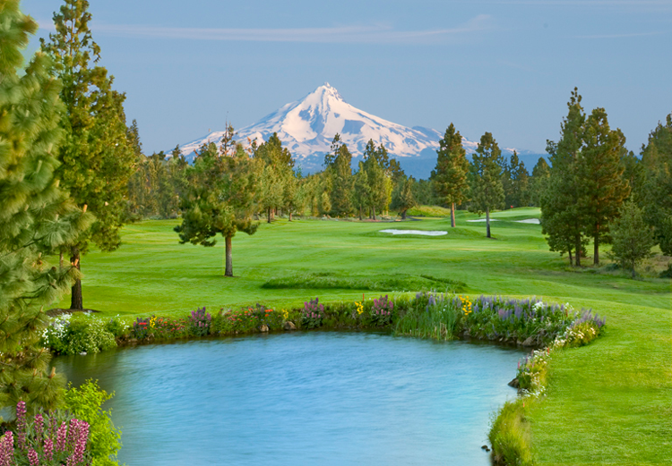 River's Edge Golf Course Bend, OR