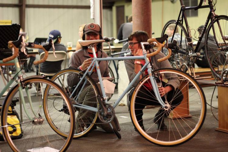 Oregon Handmade Bicycle Show Portland, OR