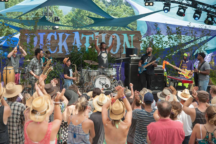 Pickathon Portland, OR