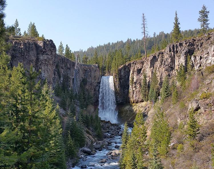Tumalo Falls Bend, Oregon