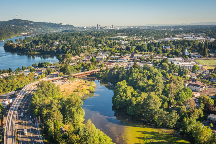 City of Milwaukie, Oregon