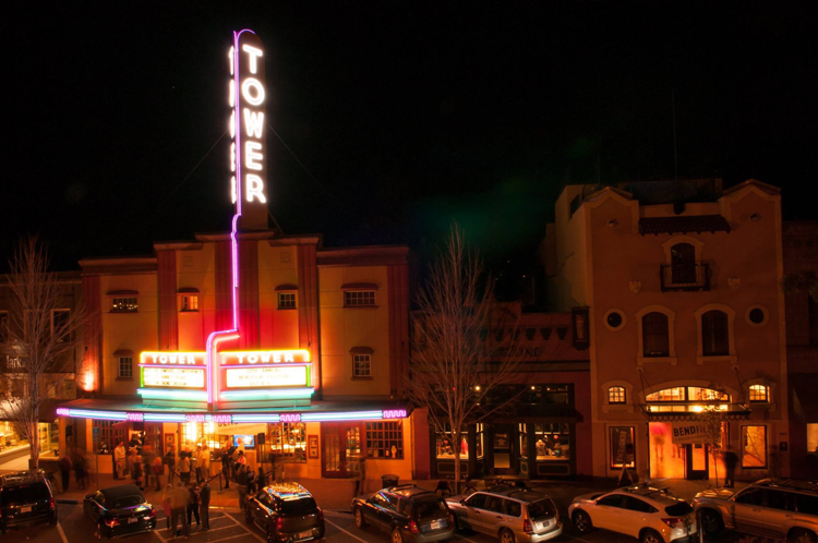 Tower Theatre Bend, OR