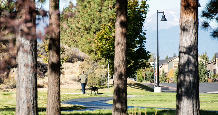 Explore the Four Distinct Quadrants of Bend, Oregon