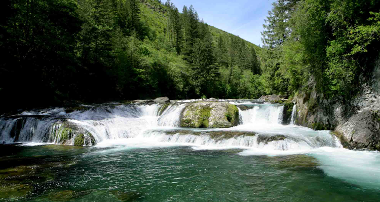 The 7 Best Swimming Holes Less Than an Hour From Portland, Oregon