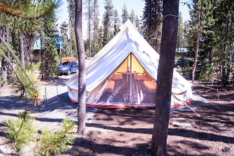 Elk Lake Resort Bend, OR