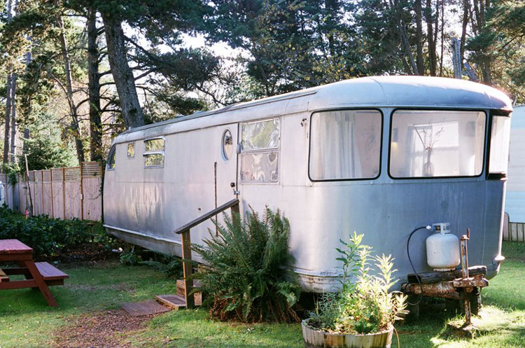 Sou'wester Historic Lodge and Vintage Travel Trailer Resort Seaview, WA