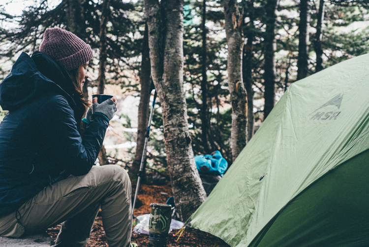 Camping Near Portland, OR