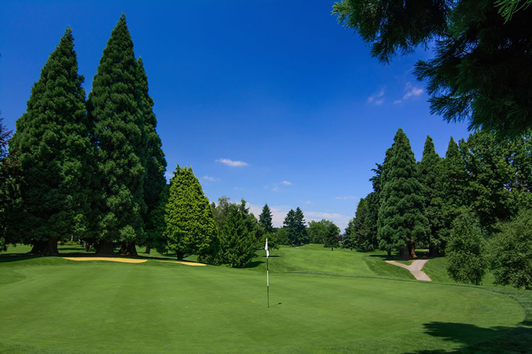Columbia Edgewater Country Club Portland, OR