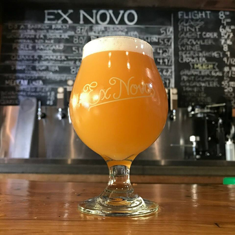 Ex Novo Brewing Portland, OR