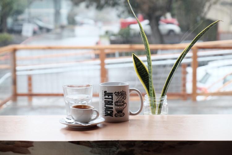 Jet Black Coffee Company Portland
