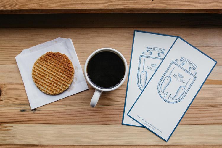 Prince Coffee Portland