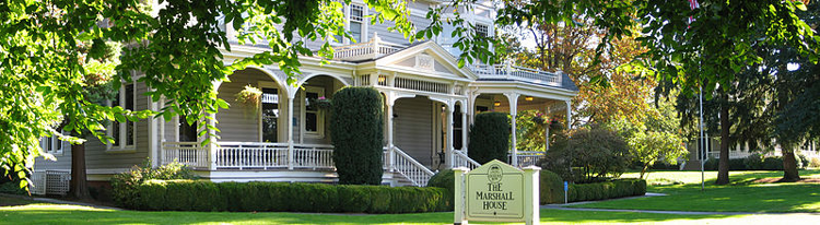 Officers' Row Vancouver, WA