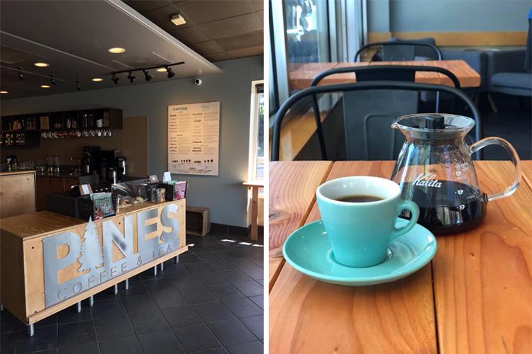 Pines Coffee Vancouver, WA