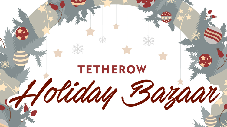 Tetherow Holiday Bazaar