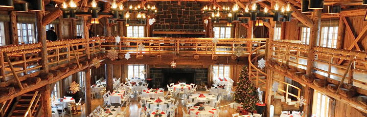 Brunch With Santa at the Great Hall Sunriver, OR