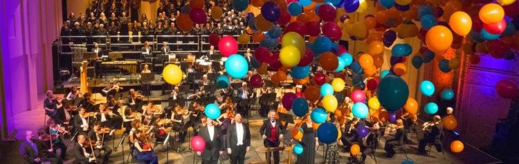 Big Band and Beethoven: New Year's Celebration Oregon Symphony