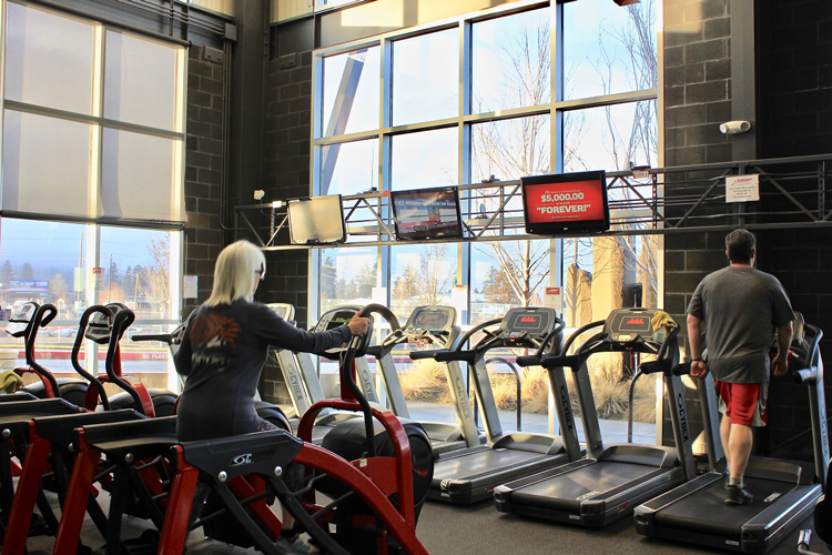 Bend Snap Fitness