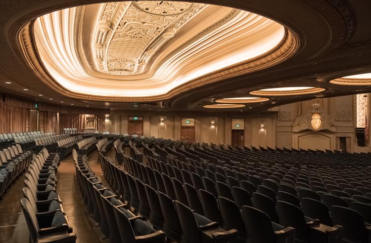 Arlene Schnitzer Concert Hall Portland, OR